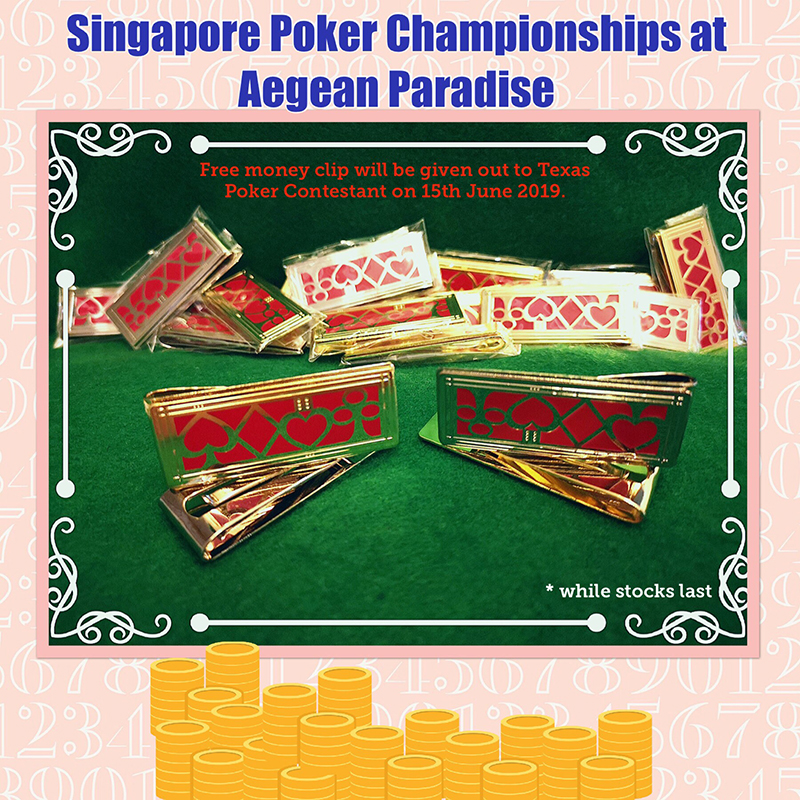 Singapore Poker Championships 2019